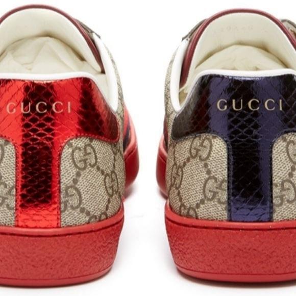 Gucci Shoes | Gucci Ace | Poshmark